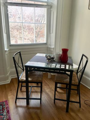 Almost new condition dining set ONLY pickup for Sale in Philadelphia, PA