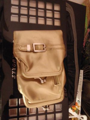 Nice gold case and wallet all in one for Sale in Spokane, WA