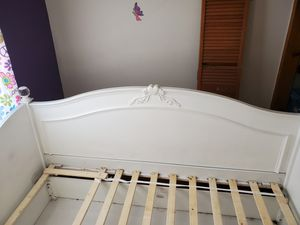 Princess bed frame for Sale in Springfield, MA