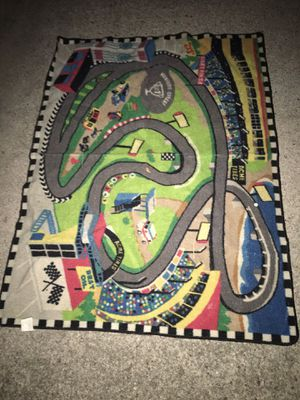 Road mop rug for kids only 15 Firm for Sale in MD, US