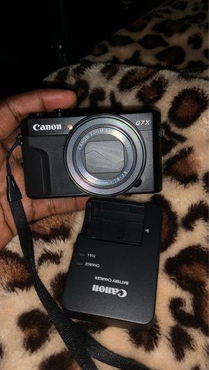 Canon g7x Brand New for Sale in Sacramento, CA
