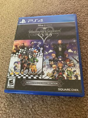 Kingdom Hearts 1.5 + 2.5 Remix for Sale in San Mateo, CA