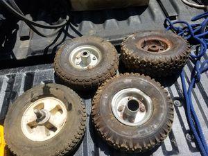 Random small wheels lot $10 for Sale in North Chesterfield, VA