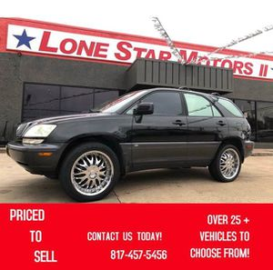 2002 Lexus RX 300 for Sale in Fort Worth, TX