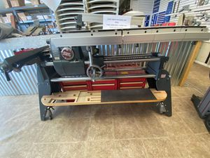 555977 Shopsmith Mark V Model 520 with Pro Fence Table System - $3995 for Sale in Modesto, CA