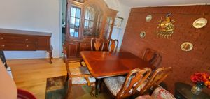 Solid wood Dinning room set for Sale in Jackson Township, NJ