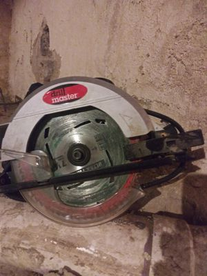 Drill master circular saw for Sale in Philadelphia, PA