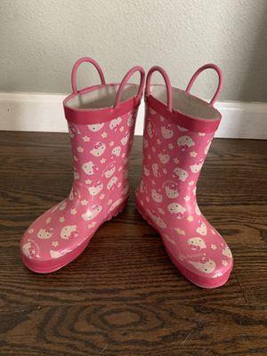 Hello Kitty rain boots for Sale in Aurora, CO