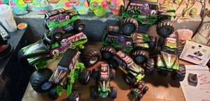 Grave Digger Toy Collection for Sale in Attleboro, MA