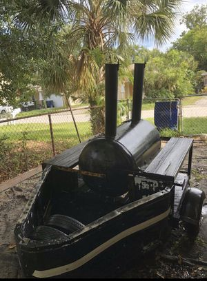 Smoking trailer for Sale in Tampa, FL