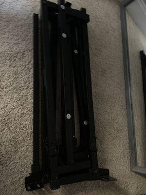 Adjustable metal bed frame for Sale in Tampa, FL