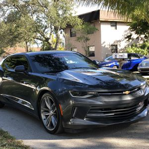 2016 Chevrolet Camaro RS for Sale in Hollywood, FL