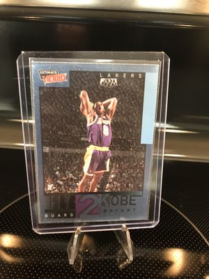 Upper Deck Kobe Bryant Basketball Card - Lakers Jersey 8 Black Mamba NBA Collectible - PSA Beckett 9 or 10 GEM MINT? - $14 OBO for Sale in Carlsbad, CA