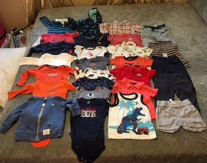 Baby Boy Clothes 9 Months for Sale in Fort Lauderdale, FL