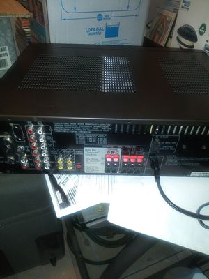 STEREO RECEIVER model:GX290 for $50 for Sale in Houston, TX