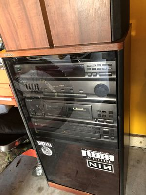 Sony 100 watt Stereo System for Sale in Chantilly, VA