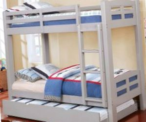 Bunk Beds Twin Over Twin for Sale in Littleton,  CO