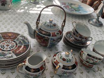 Vintage Bone China Tea Set for Sale in Buford,  GA