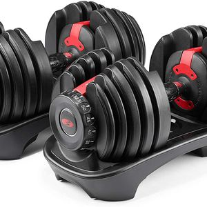 Bowflex 552 Adjustable Dumbbell Set for Sale in Arlington, VA