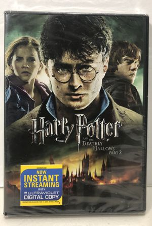 New Sealed Harry Potter And The Deathly Hallows Part 2 for Sale in Hayward, CA