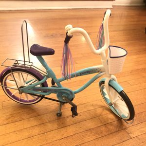 "Journey Girls 18"" Doll Bicycle for Sale in South Gate, CA"