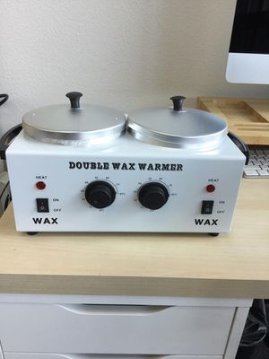 Double Wax Warmer Only ( wax not available) Health and Beauty for Sale in Montclair, CA