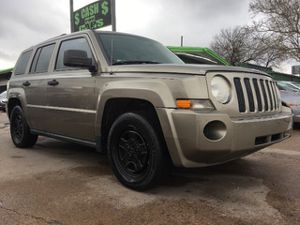 2008 Jeep Patriot for Sale in Dallas, TX