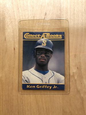 Ken Griffey jr vintage collect a books for Sale in Los Angeles, CA