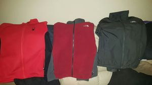 Spider , north face, north face 40 a piece for Sale in Hyattsville, MD