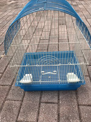Bird parakeet cage for Sale in Clermont, FL