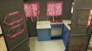 OG girl Camper Travel Trailer for Sale in Sugar Land, TX