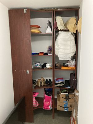 Closet Shelving with rods for Sale in Miami Beach, FL