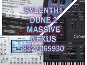 Nexus 2 vst + other plugins as well for Sale in San Francisco, CA