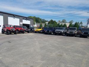 Jeep Wrangler for Sale in Ashland, MA