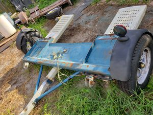 Tow Dolly ..Good condition ...no need for it anymore for Sale in Tampa, FL