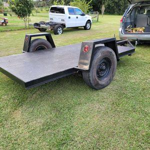 Utility trailer heavy duty 6x10 for Sale in Kissimmee, FL