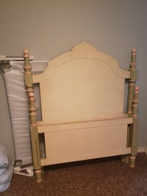 Twin size bed Girls bedroom set for Sale in Aubrey, TX