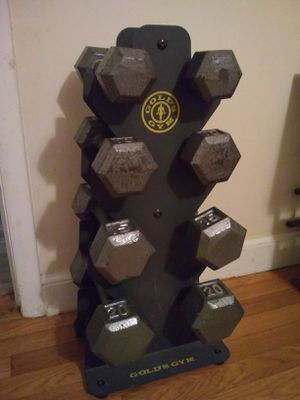 Weights and Rack for Sale in Prattville, AL