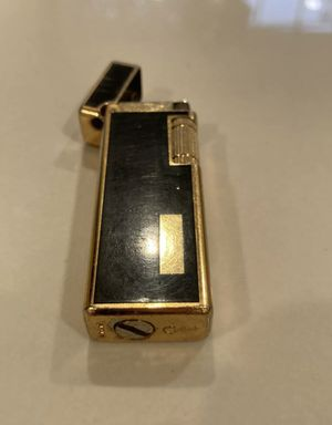 Colibri vintage black and gold lighter for Sale in Medford, OR