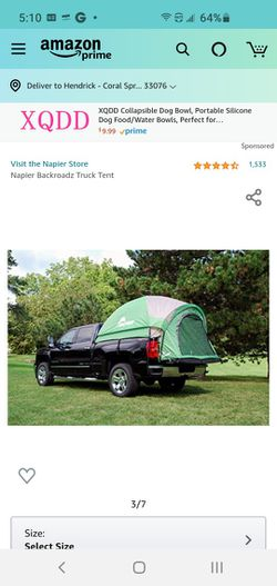 BackRoadz truck tent for Sale in Las Vegas,  NV
