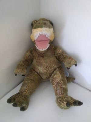 Rex Large Dinosaur Plush Stuffed Animal 18inch... Near 120th for Sale in Denver, CO