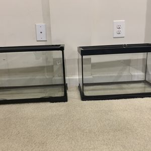 10 Gallon Tanks for Sale in Waldorf, MD