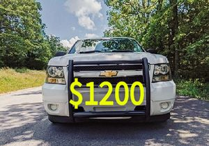 🎁$12OO 📗URGENT📗 For sale 2012 Chevrolet Tahoe Runs and drives great! Clean title!! for Sale in Washington, DC