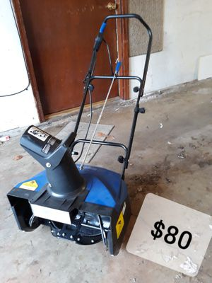 NEW Electric snowjoe SNOWBLOWER for Sale in Columbus, OH