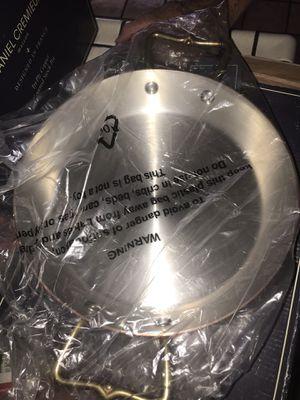 Daniel cremieux copper pan value $150 for Sale in Las Vegas, NV