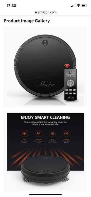 Robot Vacuum Cleaner for Sale in Temple City, CA