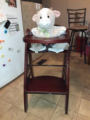 Sepnine- Sepnine Best Height Adjustable Wooden Highchair for Sale in Indianapolis, IN