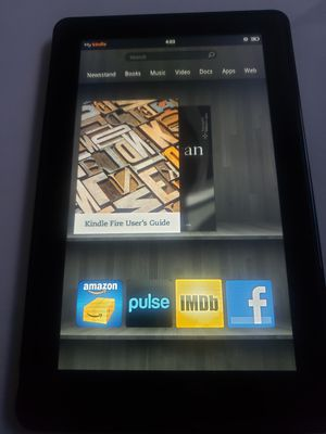 Kindle fire D01400 tablet android for Sale in Aurora, CO