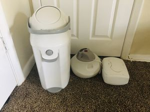 Diaper pail, humidifier, wet wipe warmer for Sale in Baltimore, MD