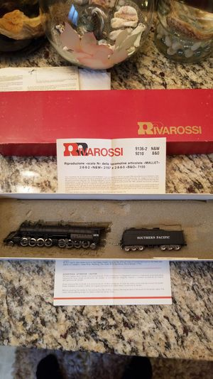 Rivarossi n scale southern Pacific for Sale for sale  Woodinville, WA